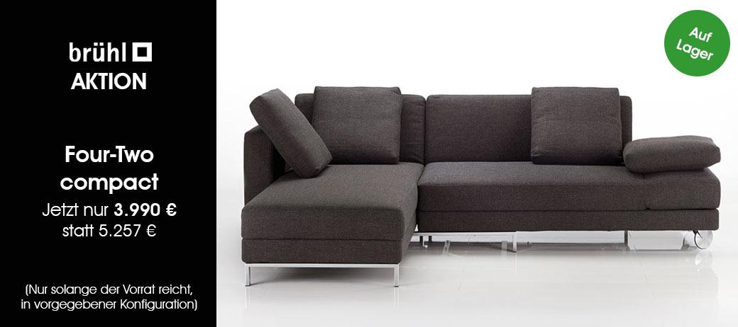 ab lager verf gbar multifunktionssofa four two von br hl cramer m bel design. Black Bedroom Furniture Sets. Home Design Ideas
