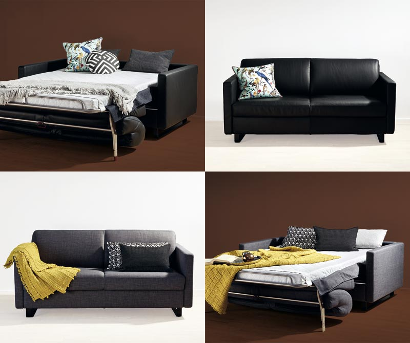 sofort lieferbar schlafsofa arioso aus der cramer. Black Bedroom Furniture Sets. Home Design Ideas