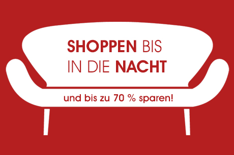 Cramer Shopping Night und Summer Sale