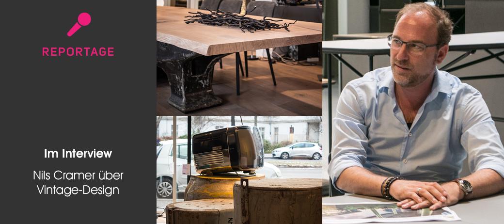 Nils Cramer im Interview: Vintage-Design im Cramer Design ...