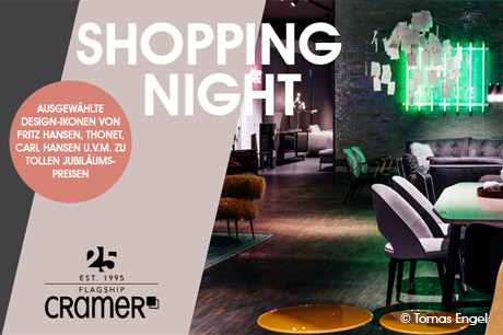 Shopping Night und Summer Sale