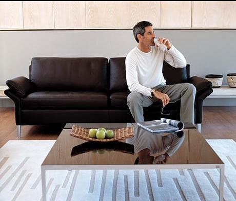 sofas modell 3300 von rolf benz cramer m bel design. Black Bedroom Furniture Sets. Home Design Ideas