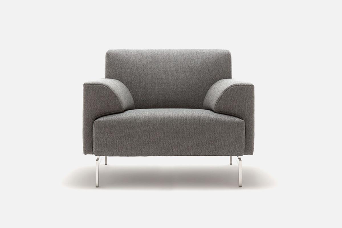 sofa  von rolf benz cramer moebel design