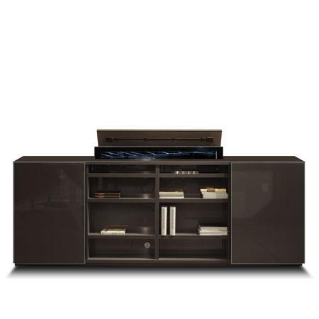 tv medienm bel cavum grande tv sideboard von cramerfactory. Black Bedroom Furniture Sets. Home Design Ideas