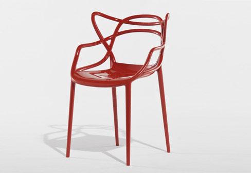st hle masters von kartell cramer m bel design. Black Bedroom Furniture Sets. Home Design Ideas
