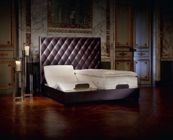 boxspringbetten platinum diamant von treca interiors paris cramer m bel design. Black Bedroom Furniture Sets. Home Design Ideas