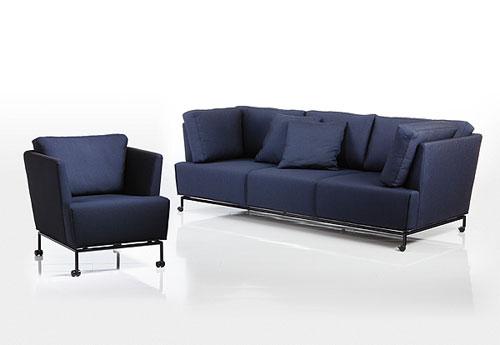 sofas carousel von br hl cramer m bel design. Black Bedroom Furniture Sets. Home Design Ideas