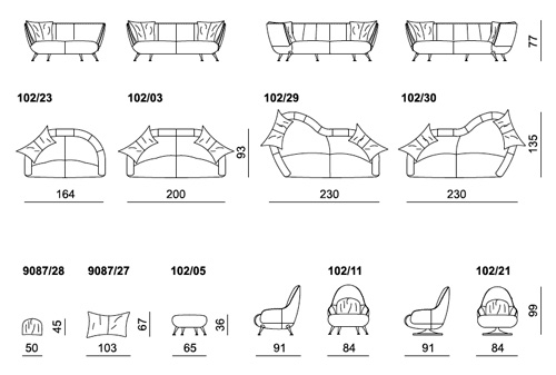 Ds 102 Von De Sede Cramer Mobel Design