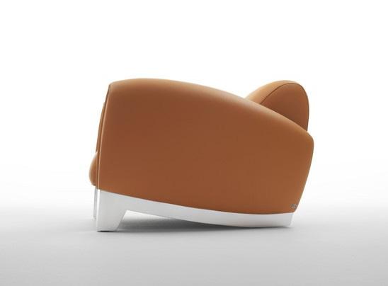 beistellsessel ds 57 von de sede cramer m bel design. Black Bedroom Furniture Sets. Home Design Ideas