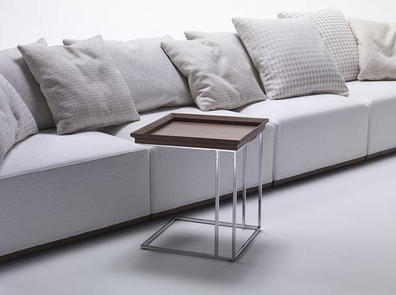 beistelltische cucu von porada cramer m bel design. Black Bedroom Furniture Sets. Home Design Ideas