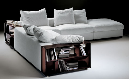sofas groundpiece von flexform cramer m bel design. Black Bedroom Furniture Sets. Home Design Ideas
