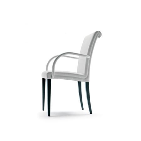 st hle vittoria von poltrona frau cramer m bel design. Black Bedroom Furniture Sets. Home Design Ideas