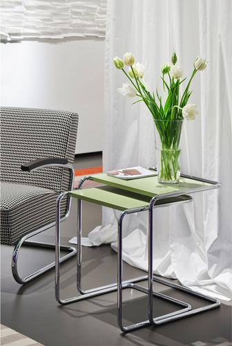 b 97 von thonet cramer m bel design. Black Bedroom Furniture Sets. Home Design Ideas