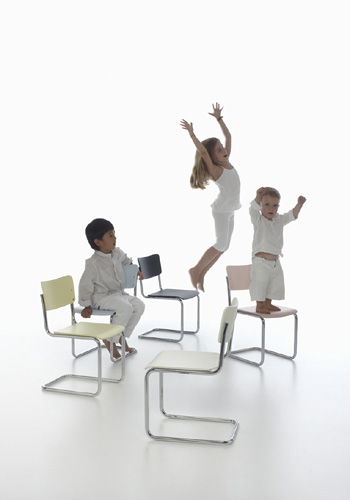s 43 k von thonet cramer m bel design. Black Bedroom Furniture Sets. Home Design Ideas