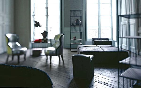 borges von baxter cramer m bel design. Black Bedroom Furniture Sets. Home Design Ideas