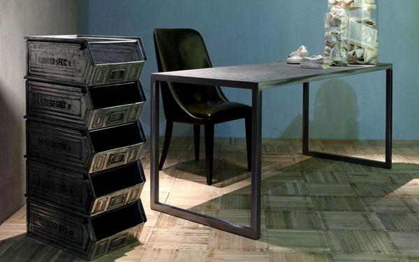 esstische trinity von baxter cramer m bel design. Black Bedroom Furniture Sets. Home Design Ideas