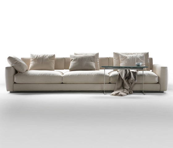 sofas pleasure von flexform cramer m bel design. Black Bedroom Furniture Sets. Home Design Ideas