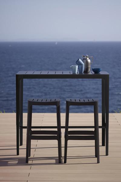 st hle cut barhocker von cane line cramer m bel design. Black Bedroom Furniture Sets. Home Design Ideas