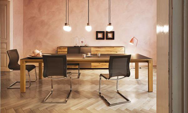 esstische magnum von team 7 cramer m bel design. Black Bedroom Furniture Sets. Home Design Ideas