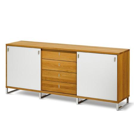 cubus sideboard von team 7 cramer m bel design. Black Bedroom Furniture Sets. Home Design Ideas