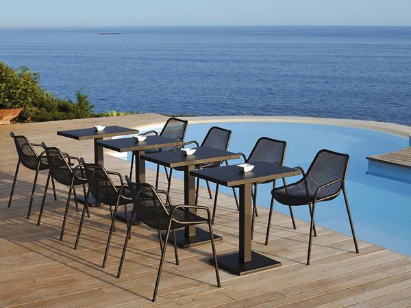 st hle round armlehnstuhl von emu cramer m bel design. Black Bedroom Furniture Sets. Home Design Ideas