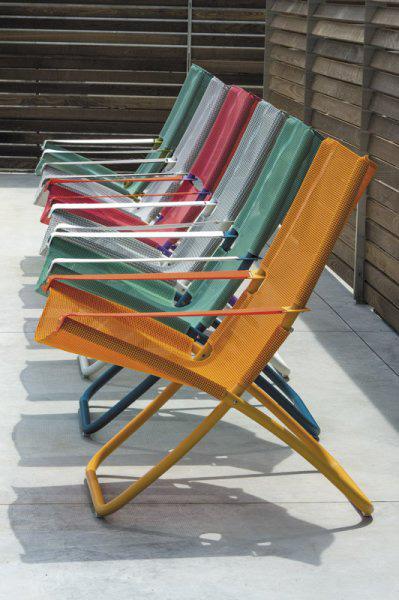 st hle snooze liegestuhl von emu cramer m bel design. Black Bedroom Furniture Sets. Home Design Ideas