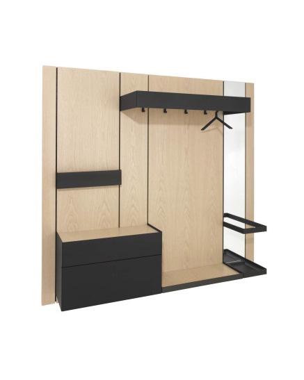 panel garderobe von sch nbuch cramer m bel design. Black Bedroom Furniture Sets. Home Design Ideas