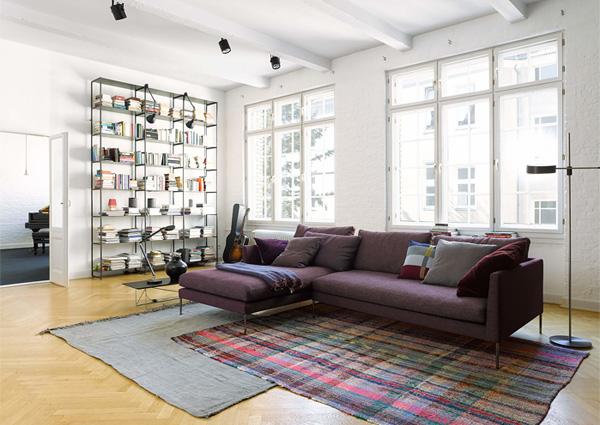 pilotis von cor cramer m bel design. Black Bedroom Furniture Sets. Home Design Ideas