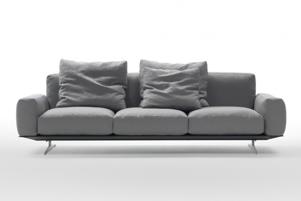 sofas soft dream von flexform cramer m bel design. Black Bedroom Furniture Sets. Home Design Ideas