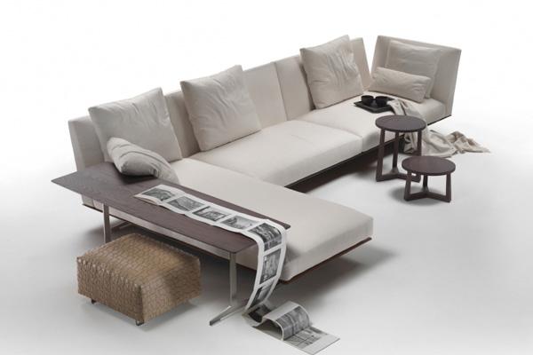 evergreen von flexform cramer m bel design. Black Bedroom Furniture Sets. Home Design Ideas