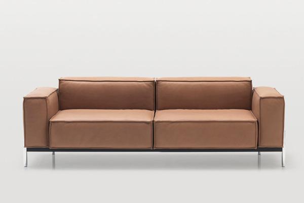 sofas ds 21 von de sede cramer m bel design. Black Bedroom Furniture Sets. Home Design Ideas