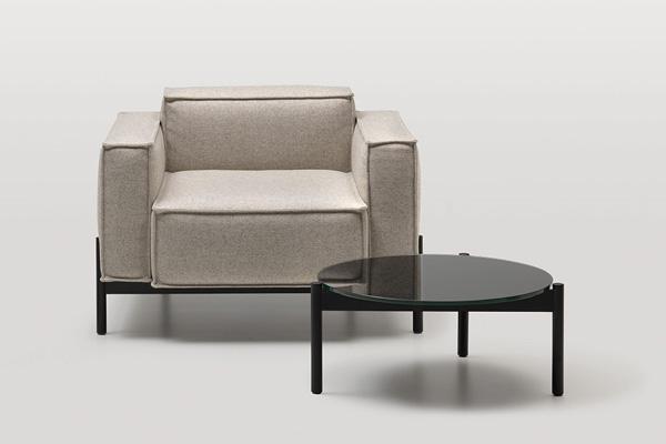 Sofas ds 22 von de sede cramer m bel design for Sitzlandschaft sofa