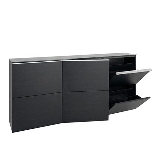 schuhschr nke basic von sch nbuch cramer m bel design. Black Bedroom Furniture Sets. Home Design Ideas