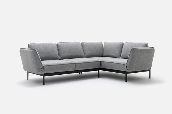 sofas mera von rolf benz cramer m bel design. Black Bedroom Furniture Sets. Home Design Ideas