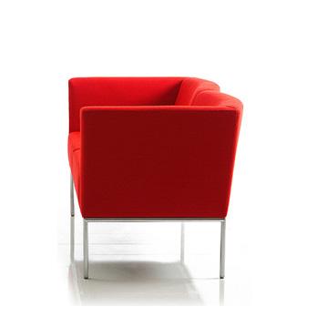 beistellsessel add 1 sessel von br hl cramer m bel design. Black Bedroom Furniture Sets. Home Design Ideas