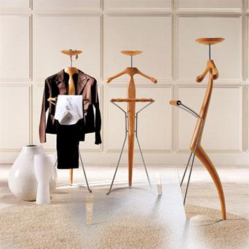 herrendiener sir bis 2 von porada cramer m bel design. Black Bedroom Furniture Sets. Home Design Ideas