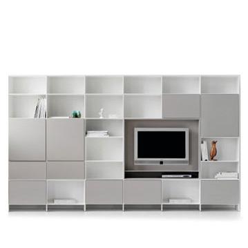 wohnw nde puro von piure cramer m bel design. Black Bedroom Furniture Sets. Home Design Ideas