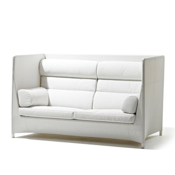 Cane-line Diamond Highback Sofa