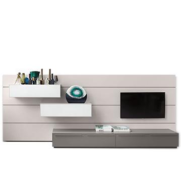 tv medienm bel nex paneel von piure cramer m bel design. Black Bedroom Furniture Sets. Home Design Ideas