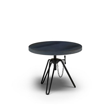 Diesel by Moroso Overdyed Sidetable