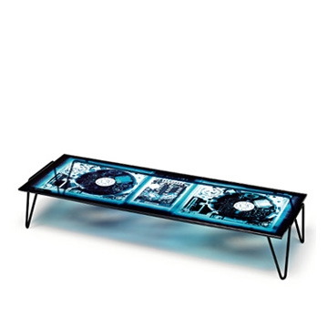 Diesel by Moroso Xraydio Table