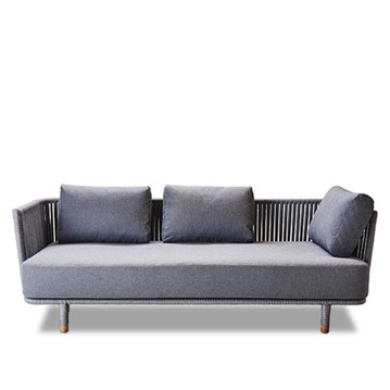Cane-line Moments 3-Sitzer Sofa