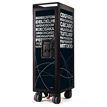 Bordbar Trolley Black Edition