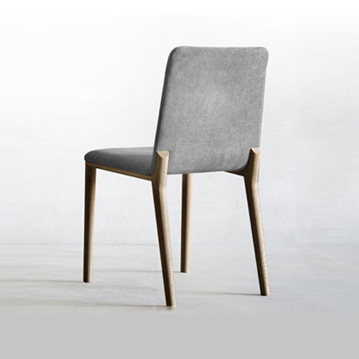Tonon Salt & Pepper Chair