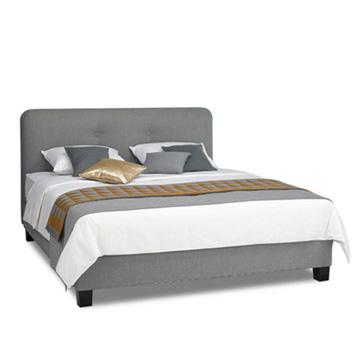boxspringbetten 24seven cloud von treca interiors paris. Black Bedroom Furniture Sets. Home Design Ideas