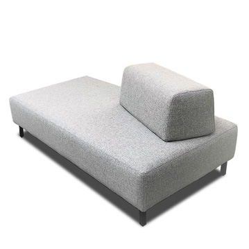 Cramer Polstermanufaktur City Liege/Sofa