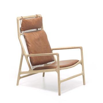 Gazzda Dedo Lounge Chair