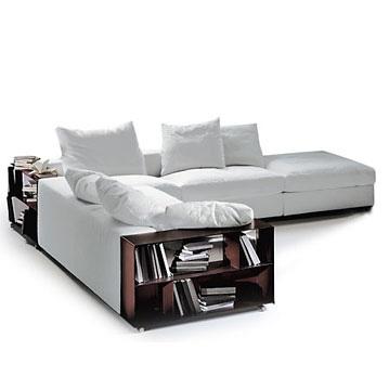 Sofas groundpiece von flexform cramer m bel design for Flexform groundpiece