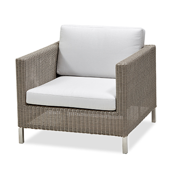 Cane-line Connect Lounge Sessel