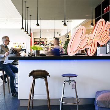 Cramer Holzmanufaktur Coffee Bar